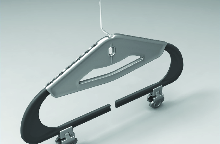 omni hanger 3D render 4